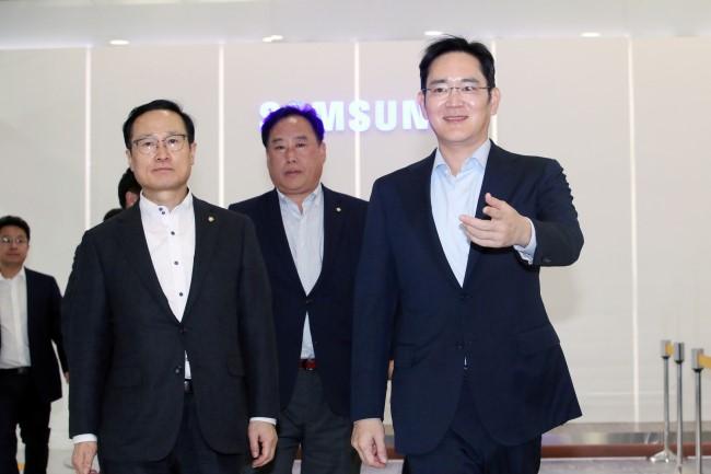 三星急了!高管疫下訪華,韓國開建第6條代工芯片生產線